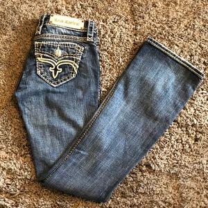 Rock Revival Jamlia Boot cut jeans